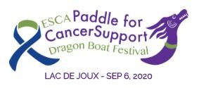 paddle for cancer logo