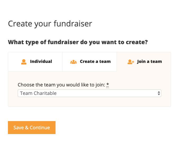 create-fundraiser