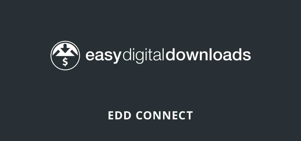 Easy Digital Downloads Connect banner