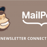 Newsletter Connect product banner